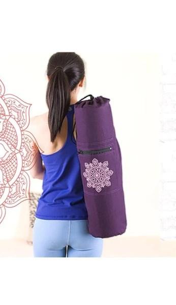 sac de transport pour tapis de yoga fitness