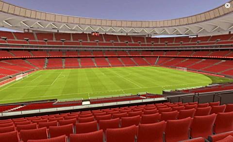 Atletico Madrid Tickets Entradas VIP Hospitality