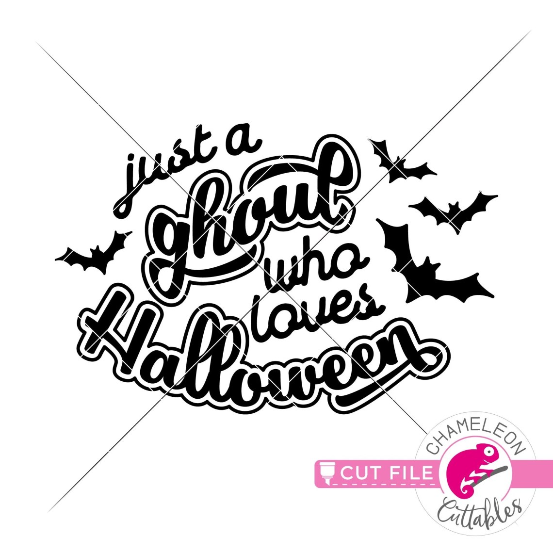 Download Just a ghoul who loves Halloween svg png dxf eps jpeg ...