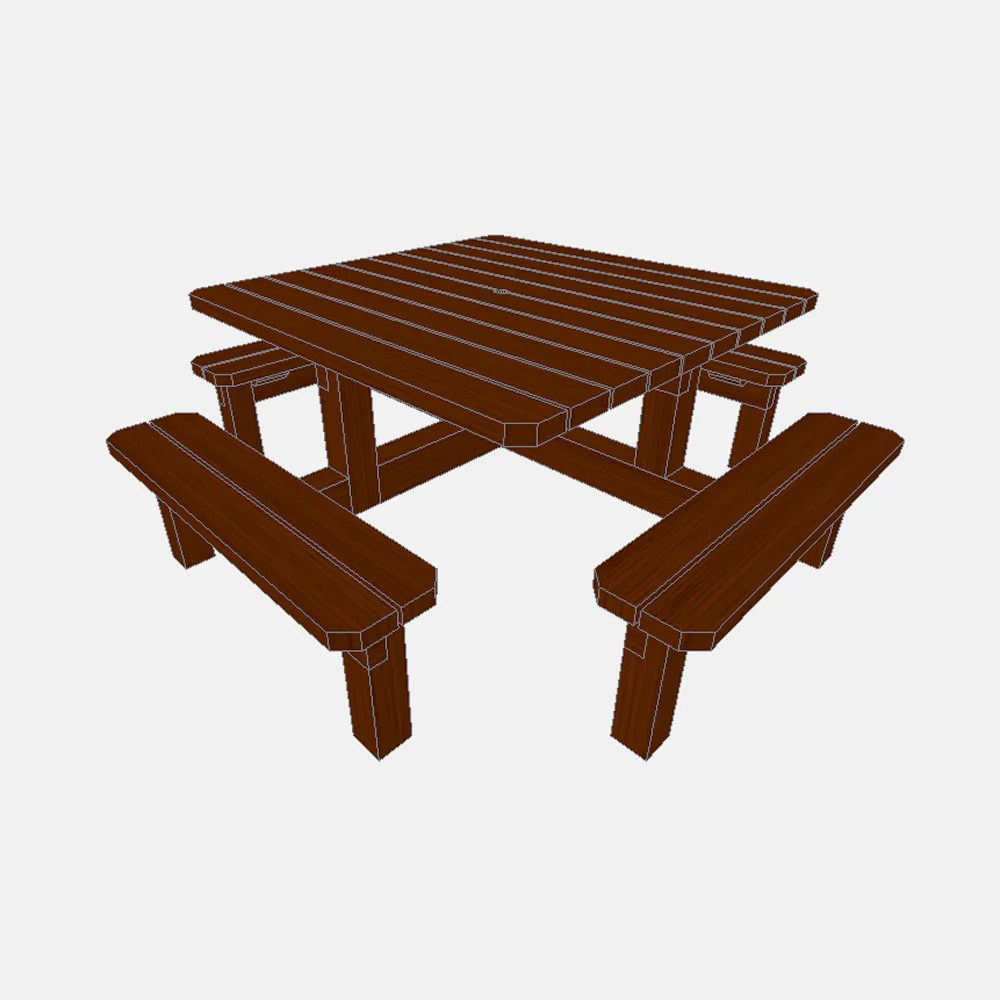 table modele gascon table carree 8 personnes pro plateau 129 cm x 129 cm