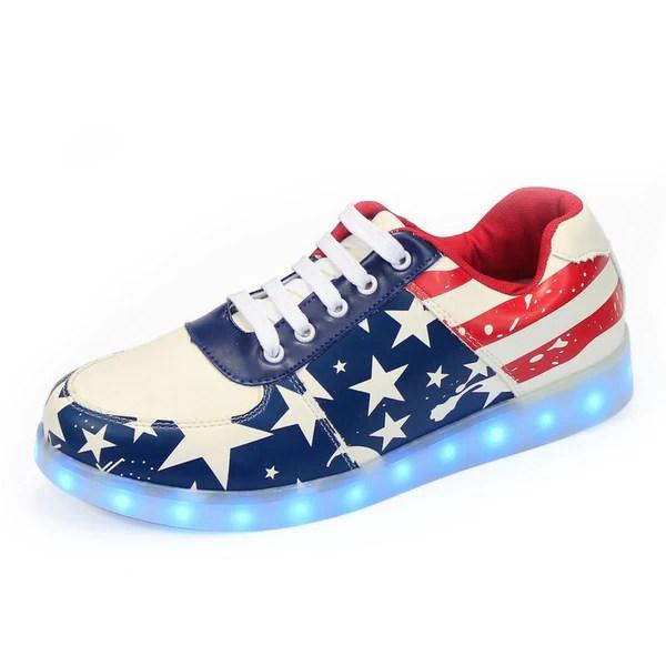 Dancing Light Shoes