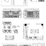 Various Kitchen Cabinet Autocad Blocks Elevation V 3 All Kinds Of Kitchen Cabinet Cad Drawings Bundle