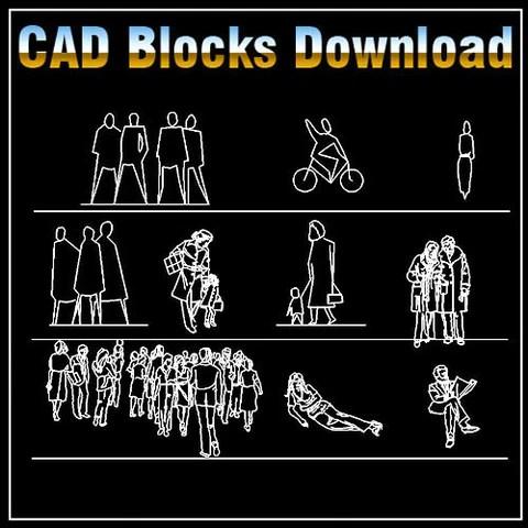 People PSD  Blocks