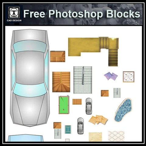 Landscape PSD Blocks