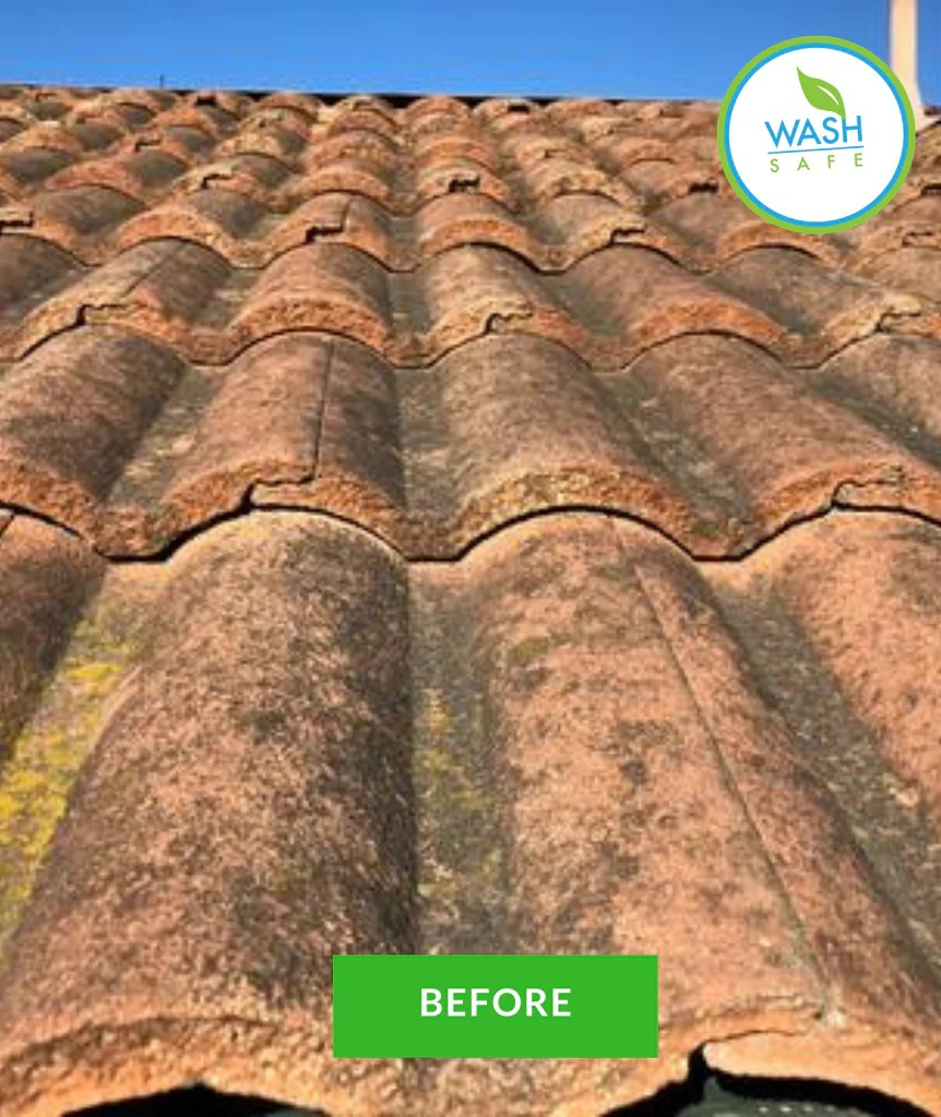tile roof wash premium eco safe and organic tile roof cleaner