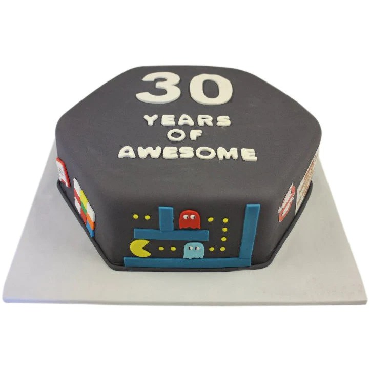 30th Birthday Cake Buy Online Free Uk Delivery New Cakes
