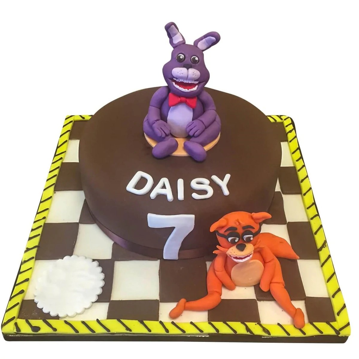 Five Nights At Freddy S Cake Buy Online Free Uk Delivery New Cakes