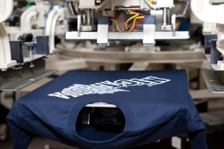 Custom Screen Printing     Palomar Printing custom shirt printing