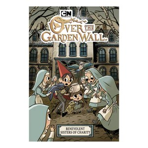 over the garden wall themysteryshack