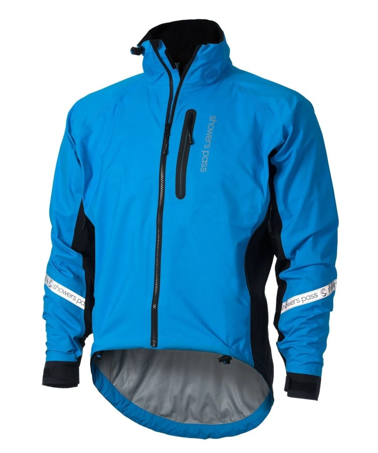 Showers Pass Transit CC Jacket and Showers Pass Elite 2.1 Jacket 1