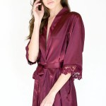 Bridesmaids Robes Custom Bridal Party Robe Satin Robes For All Wedding Occasion Prettyrobes Com