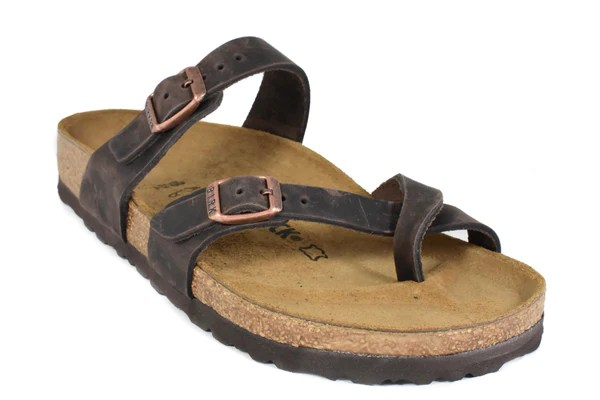 Keen Brown Leather Sandals