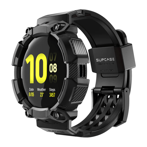 Supcase Galaxy Watch Active 44mm Ub Pro Wristband Case