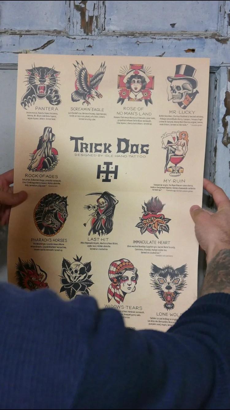 Trick Dog Trick Dog