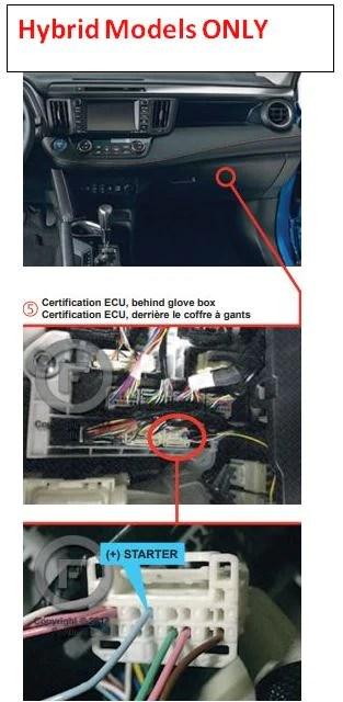 20132018 Toyota Rav4 PTS Plug and Play Remote Start Kit v21 | 12VoltSolutions