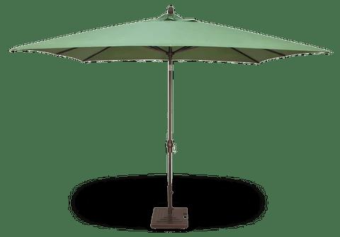 8 x 11 crank tilt rectangle umbrella