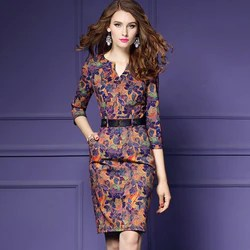 Model Baju Mini Dress Elegant