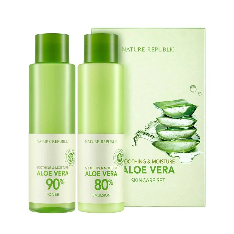 Aloe Vera Skin Care Products
