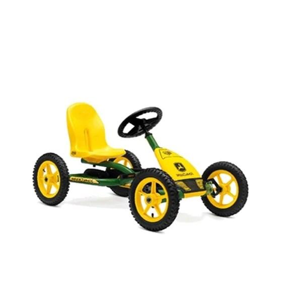 Berg Buddy Pedal Go Kart John Deere