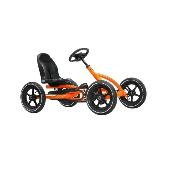 Berg Buddy Pedal Go Kart Orange