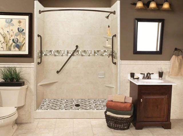 American Bath Factory Providing Shower Kits And Bathtubs
