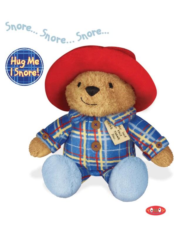 paddington bear stuffed animal # 72