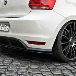 Rear Splitter Vw Polo Mk5 Gti Facelift 2015 2017 Car Enhancements Uk