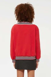 Kristine Sweatshirt With Stripes