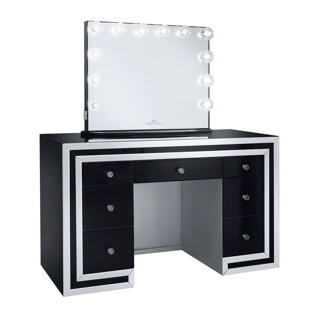 vanity tables impressions vanity co