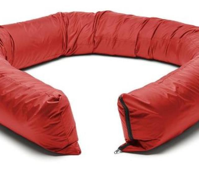 Nest Dog Bed Bomber Water Proof Nylon Liner For Bolster Cushion