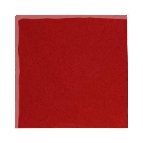 malibu field fire engine red 7622c ceramic tile