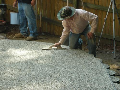 gravel lok for driveways and walkways