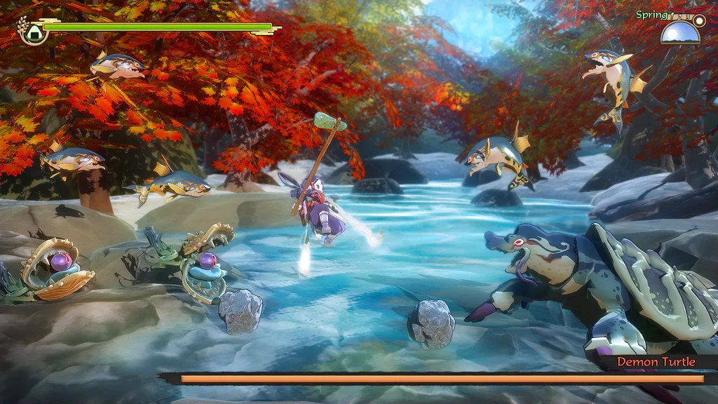 Sakuna: Of Rice and Ruin to Launch This November – Marvelous Europe