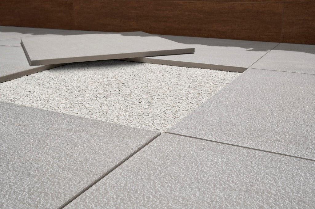 structural porcelain 2cm pavers deck