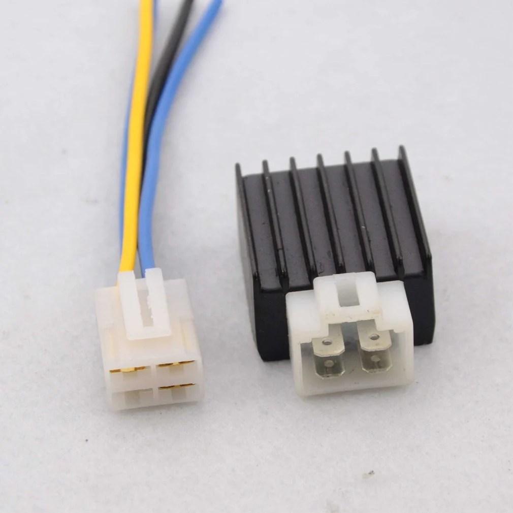 Voltage Regulator Rectifier | Cheap Chinese Aftermarket ATV Go Kart Sc | Goofit Parts