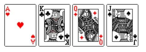 (在密歇根州,以上卡片稱為Ante卡片)