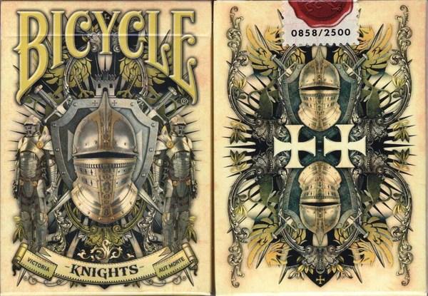 騎士自行車紙牌