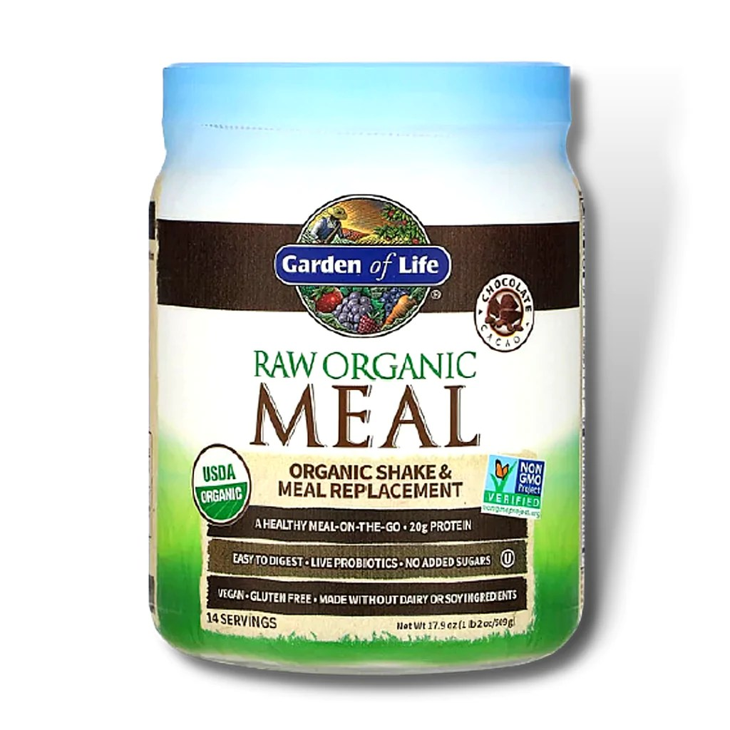 Garden Of Life Raw Organic Meal Shake Meal Replacement Nutrifirst Pte Ltd