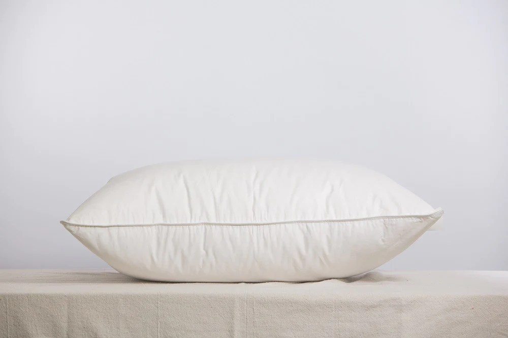 harris pillow supply natural 100 down pillow