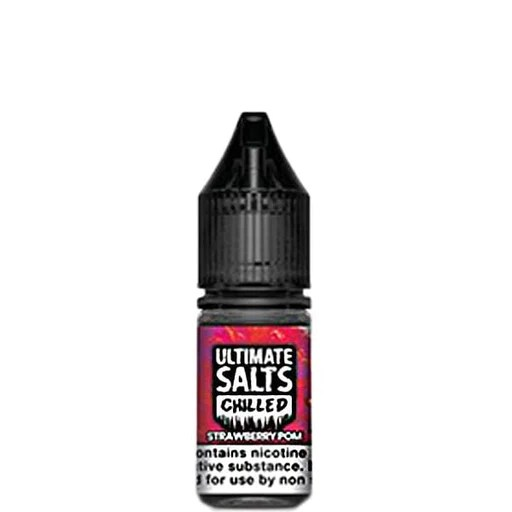 Ultimate Salts Chilled Strawberry Pom 10mg/20mg
