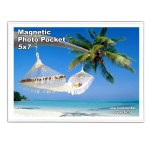 5x7 Magnetic Photo Pocket Picture Frame Magtech