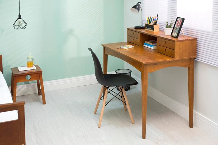 Schreibtisch Retro Design 2021