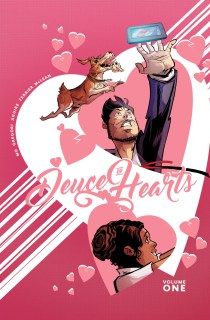 Image result for deuce of hearts vault comics