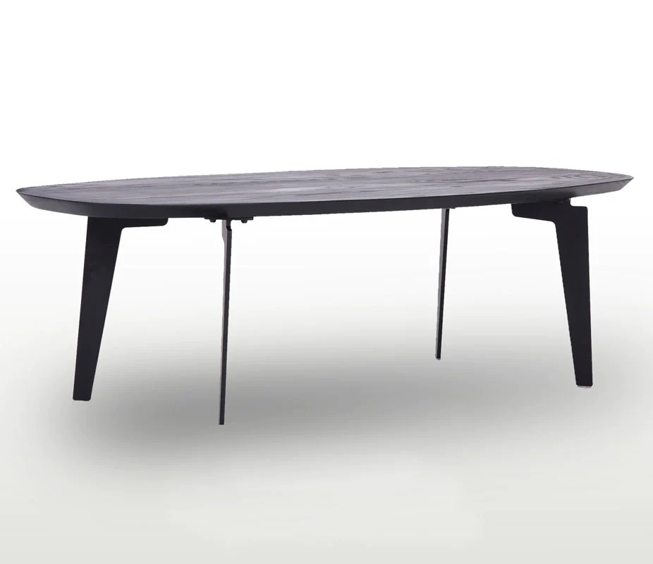 join coffee table oval