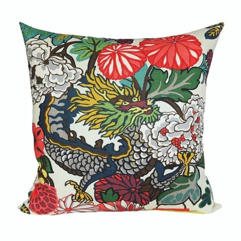 schumacher pillows by stuck on hue