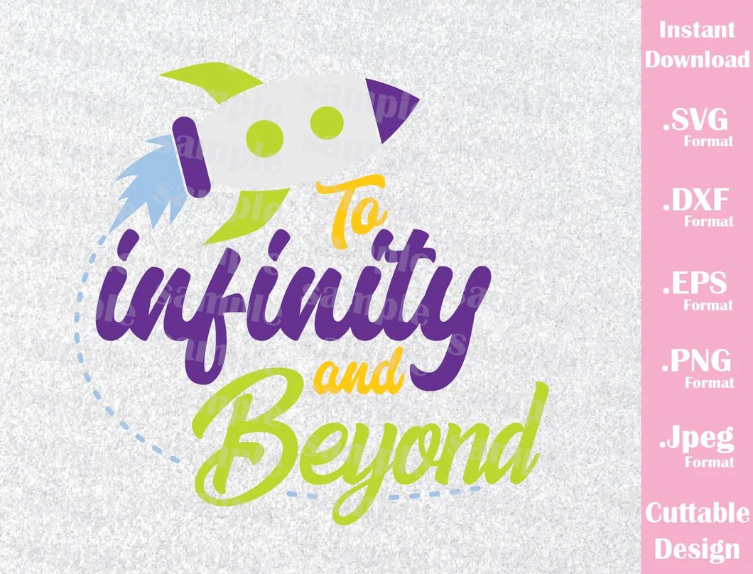 Download Buzz Lightyear Quote, To Infinity and Beyond Toy Story ...