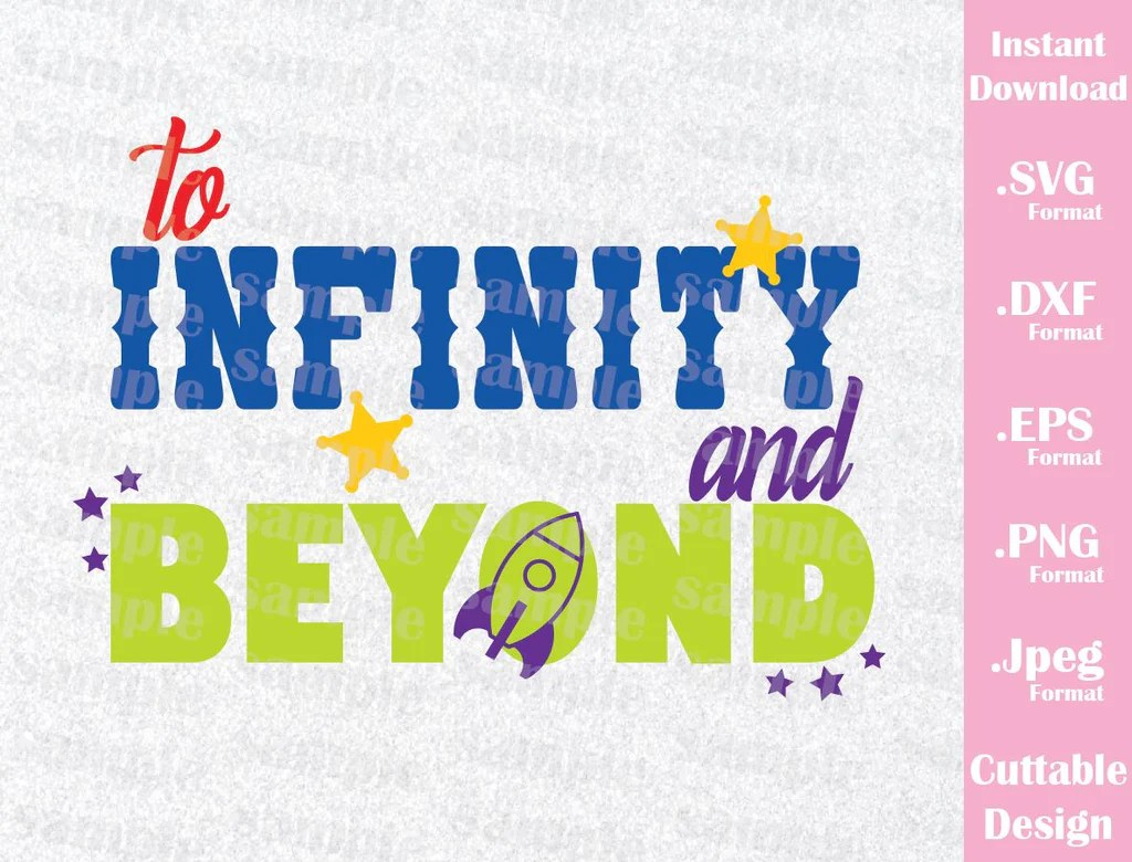 Download Buzz and Woody Quote, To Infinity and Beyond from Toy ...