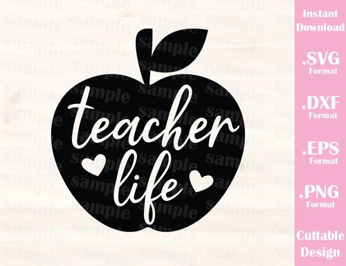 """Download svg - Tagged """"Teacher Appreciation Day"""" - Ideas with love"""