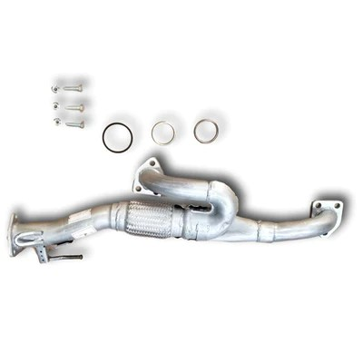2004 2008 acura tl 3 2l v6 exhaust flex pipe
