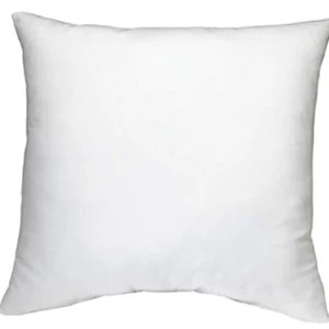 pillow forms square polyester filled